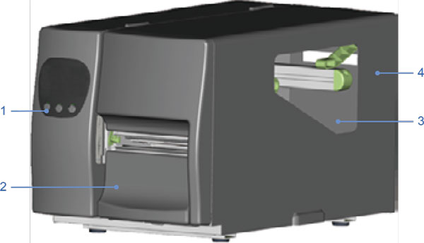 Godex EZ2050 EZ2150 series