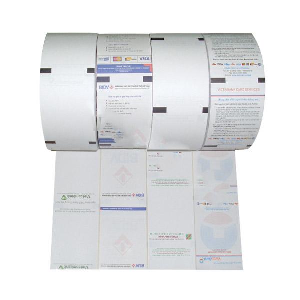 Hình ảnh 1 số mẫu giấy in hóa đơn ATM K80