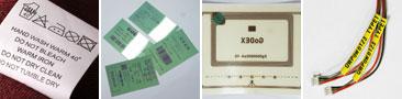 In ấn mã vạch lên các vật liệu đặc biệt