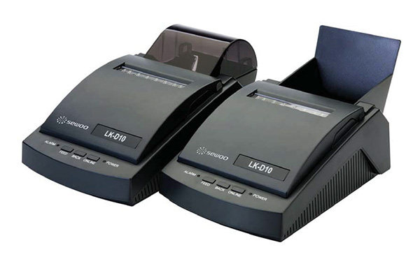 Hình ảnh minh họa máy in hóa đơn Sewoo SLK D10