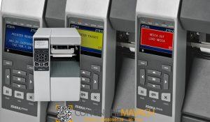Màn hình máy in mã vạch ZT610