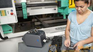 Máy in mã vạch Honeywell Intermec PC43t