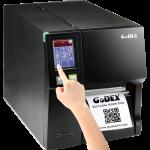 Máy in mã vạch Godex 600dpi