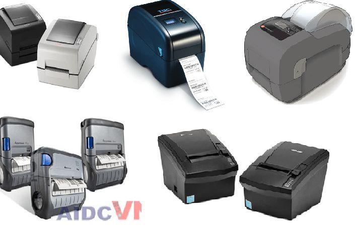 Một số dòng máy in hóa đơn