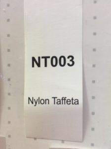 Tem vải Satin NT003