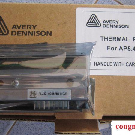 Đầu in mã vạch Avery Ap 5.4