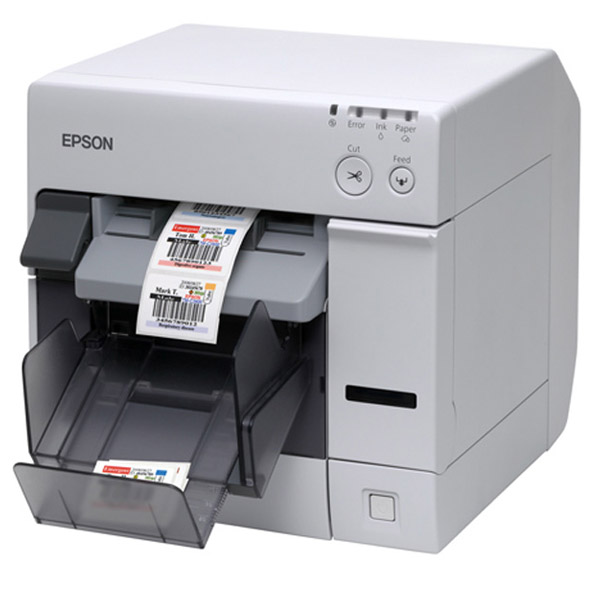 Máy in nhãn màu Epson TM-C3400
