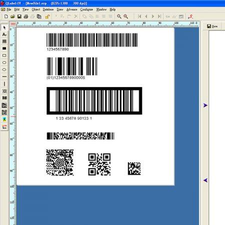 Máy in mã vạch Godex EZ1100Plus