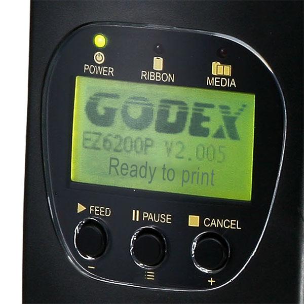 Máy in mã vạch Godex EZ6300Plus