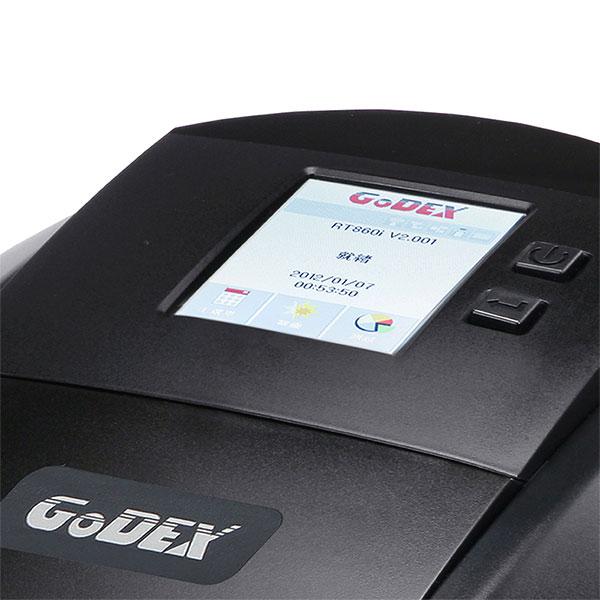 Máy in tem mã vạch Godex RT860i