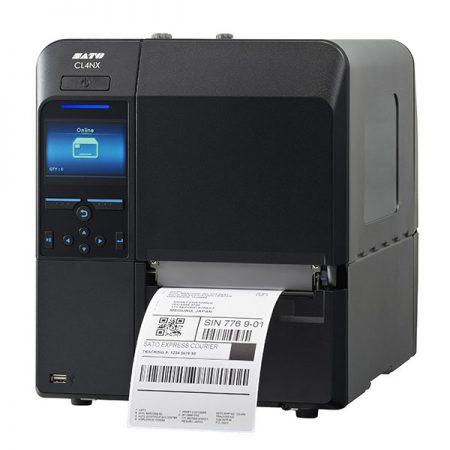 Máy in mã vạch Sato CL412NX