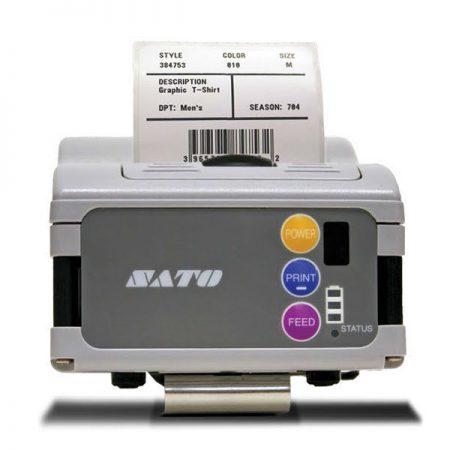 Máy in mã vạch Sato MB200i