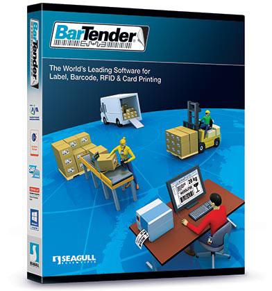 Phần mềm mã vạch BarTender 2016 basic