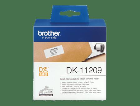 Nhãn in Brother DK-11209