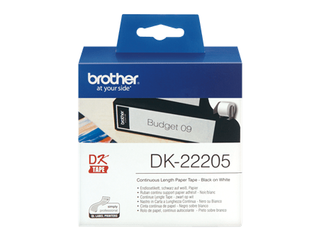 Nhãn in Brother DK-22205