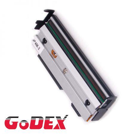 Đầu in máy in mã vạch công nghiệp Godex