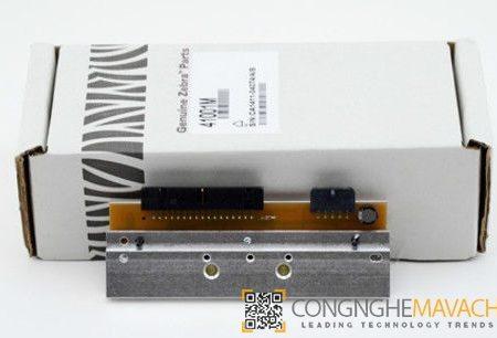 Đầu in máy in mã vạch Zebra ZT410 600dpi