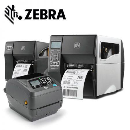 Sửa chữa máy in mã vạch Zebra