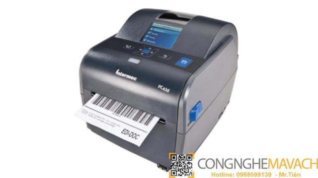 Máy in mã vạch Honeywell Intermec PC43t-PC43d-PC23d