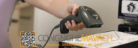 Máy quét mã vạch cầm tay DS6700