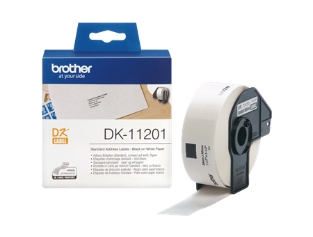 Nhãn in Brother DK-11201