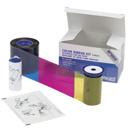 Ribbon mực in màu Datacard YMCK