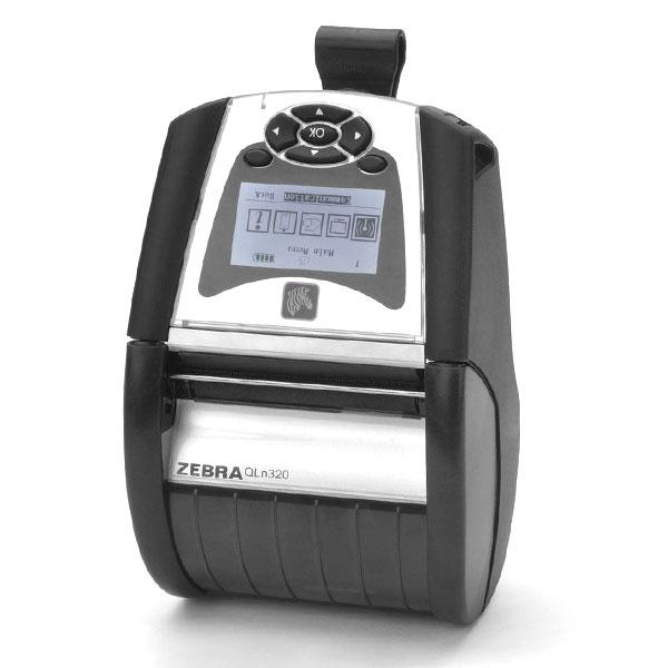 Máy in hóa đơn di động Zebra QLn320