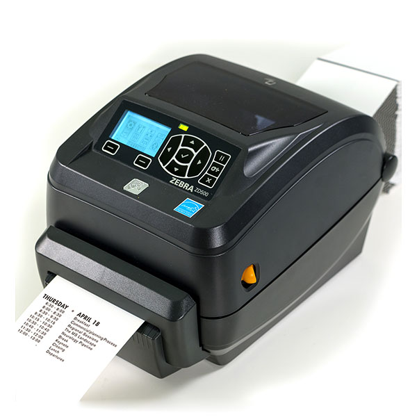 Máy in mã vạch Zebra ZD500